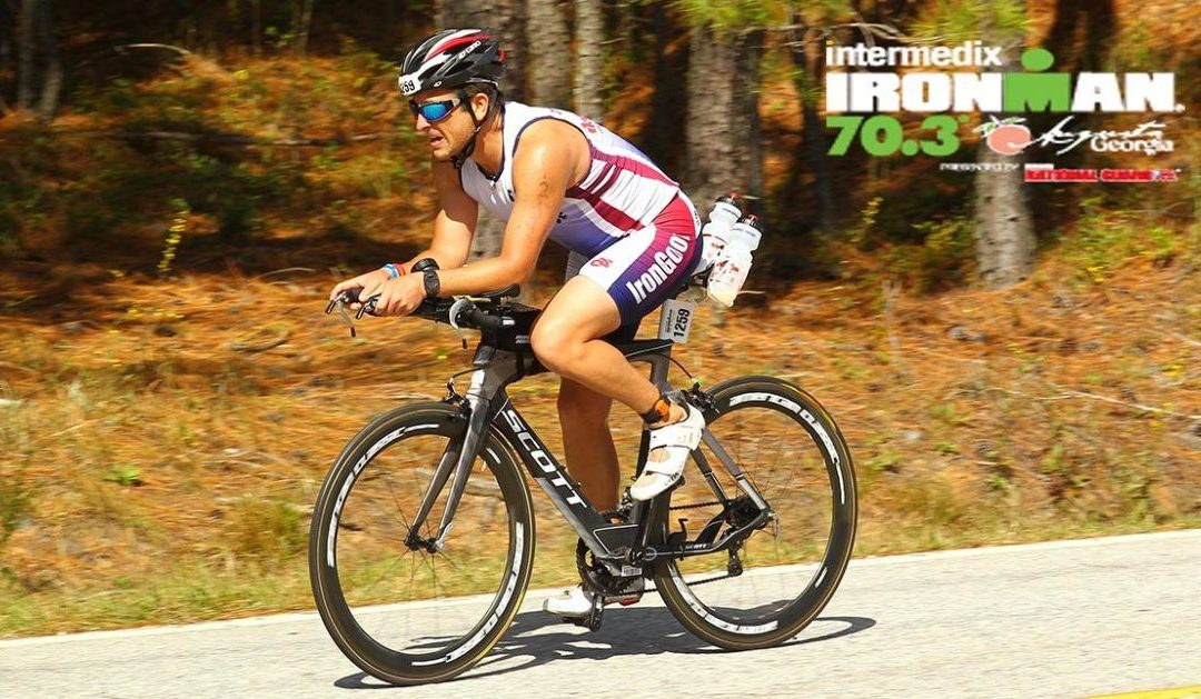 Better late than never – Ironman Augusta 70.3 Recap