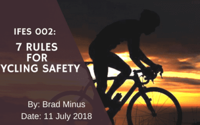 IFES 002 – 7 Rules for Cycling Safety & Coros Helmet Review